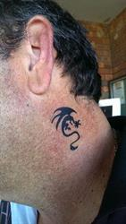 Airbrush Tattoo 06