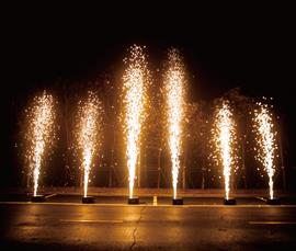 Sparkular Cold Firework Effect Machines